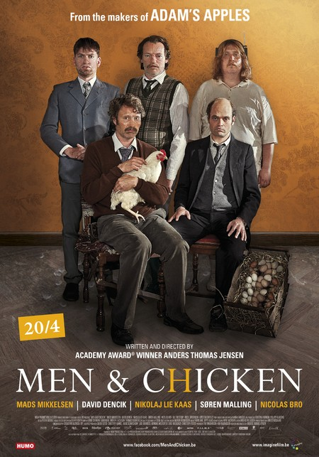 Men & Chicken Image 1