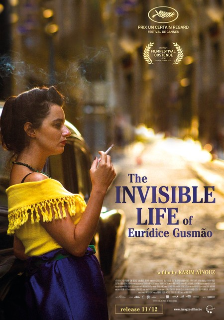 THE INVISIBLE LIFE OF EURIDICE GUSMAO Image 1