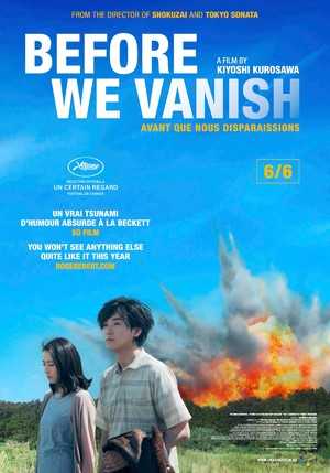 Before We Vanish (Avant que nous disparaissions)